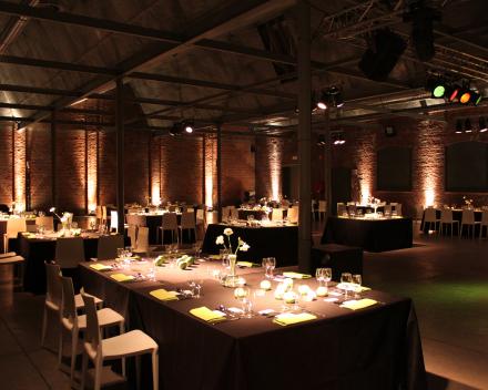 Huwelijk Eskimofabriek
