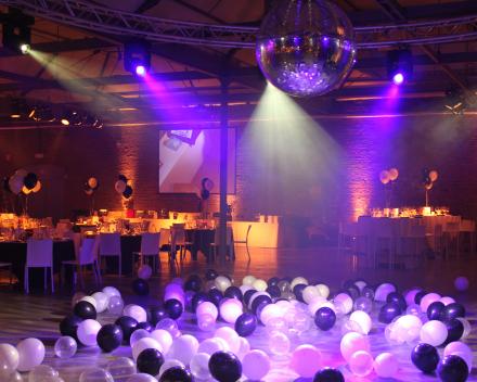 Locatie voor feest in Gent