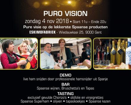 Kennismaking met Spanje op zondag 4 november 2018