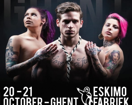 Tattoo, art & fashion: 20 & 21 oktober 2018
